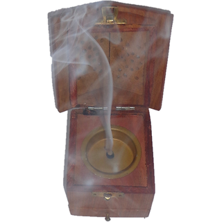 cottage shape Dhoop stand with free dhoop