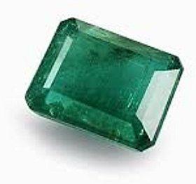5.00 Ratti Colombian Emerald Unheated Stone Jaipur Gemstone