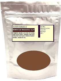 Charco's Moroccan Rhassoul Clay Powder, Hair N Scalp Care Mask, 100g
