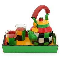Tea Set Of Four Pieces - 5571974