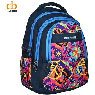 Cairho Gear Unisex School Bag  College  Tuition Backpack