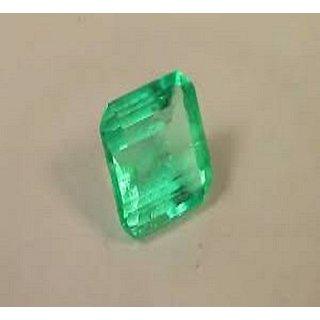 7.50 Ratti Colombian Emerald Unheated Stone Jaipur Gemstone