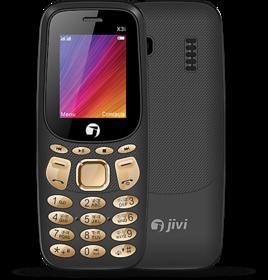 Jivi  X3i (Dual SIM ,1.8 Display, Camera With Flash, WF