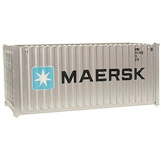Walthers Scene Master Rs Maersk Container 20
