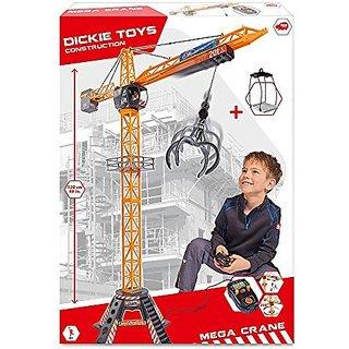 Dickie Mega Crane Multi Color (120Cm) (Gray/Black)