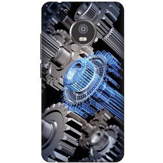 Printland Back Cover For Motorola Moto G5 Plus