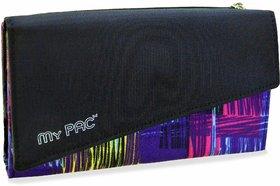 my pac Mia Clutch purse wallet for women black C11580-1