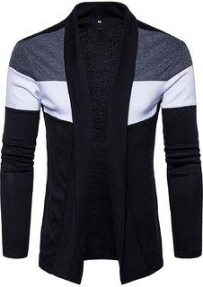 Pause Men's Stylish Cardigan T-Shirt