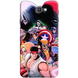 FurnishFantasy Back Cover for Samsung Galaxy On Nxt - Design ID - 0125
