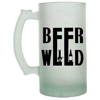 Beer Weed Frosted beer Mug