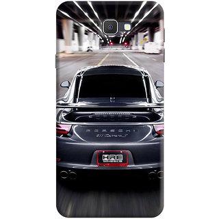 FurnishFantasy Back Cover for Samsung Galaxy On Nxt - Design ID - 0377