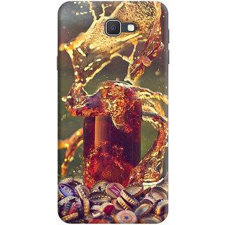 FurnishFantasy Back Cover for Samsung Galaxy On Nxt - Design ID - 0425