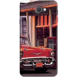 FurnishFantasy Back Cover for Samsung Galaxy On Nxt - Design ID - 0566