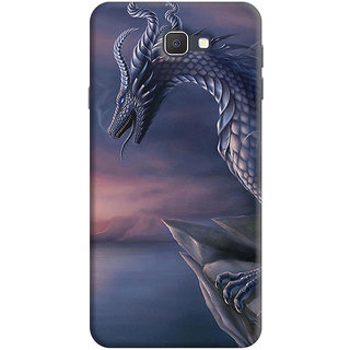 FurnishFantasy Back Cover for Samsung Galaxy On Nxt - Design ID - 0640