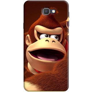 FurnishFantasy Back Cover for Samsung Galaxy On Nxt - Design ID - 0756