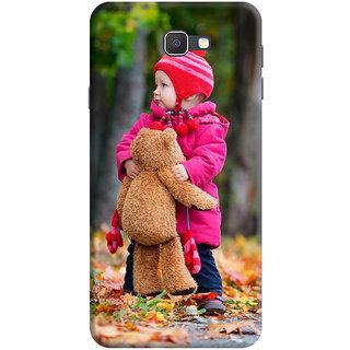 FurnishFantasy Back Cover for Samsung Galaxy On Nxt - Design ID - 0786