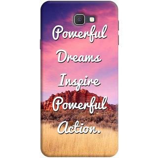 FurnishFantasy Back Cover for Samsung Galaxy On Nxt - Design ID - 0878