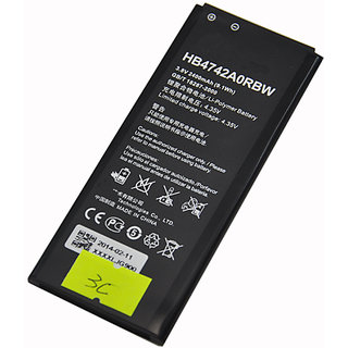 HUAWEI HB4742AORBW Mobile Phone Battery For Huawei Honor 3C Honor3C TD H30-T00 2400 mAh 3.8V