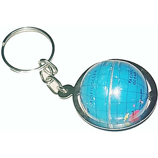 world map Key Chain MultiPurpose keychain for car,bike,cycle and home keys