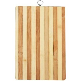 pin to pen Wooden Cutting Board (Brown Pack of 1)