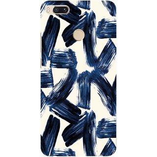 Printgasm Xiaomi Mi A1 printed back hard cover/case,  Matte finish, premium 3D printed, designer case