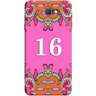 FurnishFantasy Back Cover for Samsung Galaxy On Nxt - Design ID - 1374