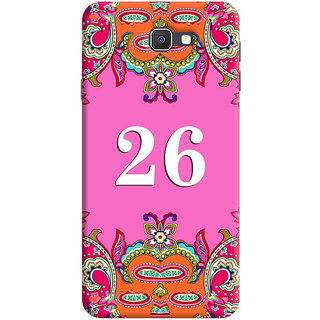 FurnishFantasy Back Cover for Samsung Galaxy On Nxt - Design ID - 1384