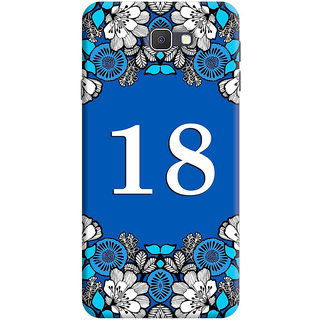 FurnishFantasy Back Cover for Samsung Galaxy On Nxt - Design ID - 1407