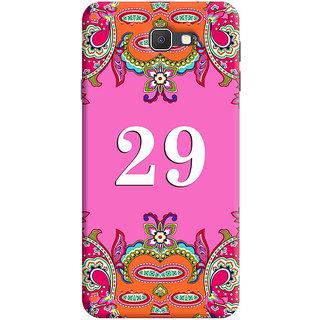 FurnishFantasy Back Cover for Samsung Galaxy On Nxt - Design ID - 1387