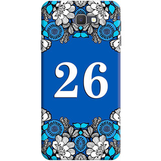 FurnishFantasy Back Cover for Samsung Galaxy On Nxt - Design ID - 1415