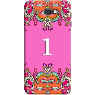 FurnishFantasy Back Cover for Samsung Galaxy On Nxt - Design ID - 1359