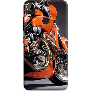 FurnishFantasy Back Cover for HTC Desire 10 Pro - Design ID - 0004