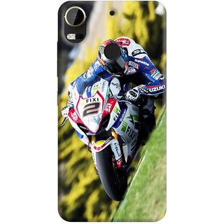FurnishFantasy Back Cover for HTC Desire 10 Pro - Design ID - 0804