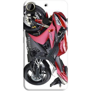 FurnishFantasy Back Cover for HTC Desire 10 Pro - Design ID - 0863