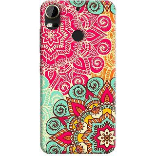 FurnishFantasy Back Cover for HTC Desire 10 Pro - Design ID - 0889