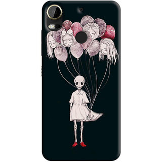 FurnishFantasy Back Cover for HTC Desire 10 Pro - Design ID - 1009