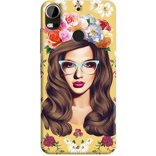 FurnishFantasy Back Cover for HTC Desire 10 Pro - Design ID - 1059