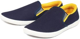 Weldone Pilot on Canvas Sneakers/Casual Shoes For Men