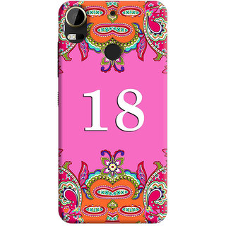 FurnishFantasy Back Cover for HTC Desire 10 Pro - Design ID - 1376