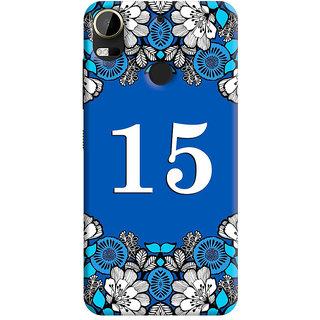 FurnishFantasy Back Cover for HTC Desire 10 Pro - Design ID - 1404