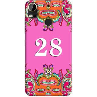 FurnishFantasy Back Cover for HTC Desire 10 Pro - Design ID - 1386