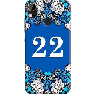 FurnishFantasy Back Cover for HTC Desire 10 Pro - Design ID - 1411