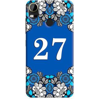 FurnishFantasy Back Cover for HTC Desire 10 Pro - Design ID - 1416