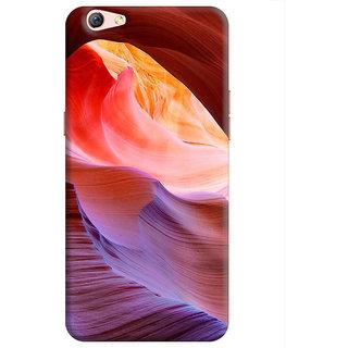 FurnishFantasy Back Cover for Oppo F3 Plus - Design ID - 0033