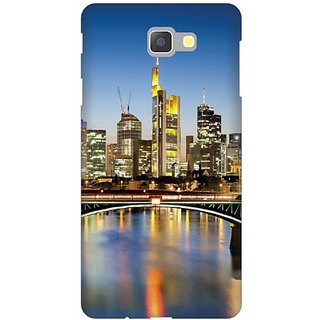 Printland Back Cover For Samsung Galaxy On Next