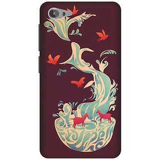 Printland Back Cover For Lenovo Zuk Z2