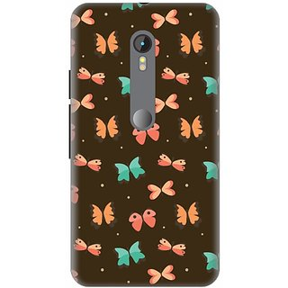 Printland Back Cover For Moto G(3rd Generation)