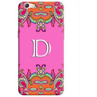 FurnishFantasy Back Cover for Oppo F3 Plus - Design ID - 1250