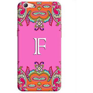 FurnishFantasy Back Cover for Oppo F3 Plus - Design ID - 1252