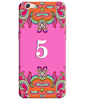 FurnishFantasy Back Cover for Oppo F3 Plus - Design ID - 1363